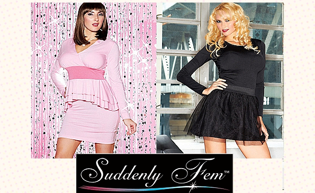 Suddenly Fem boutique, go from boy to babe!